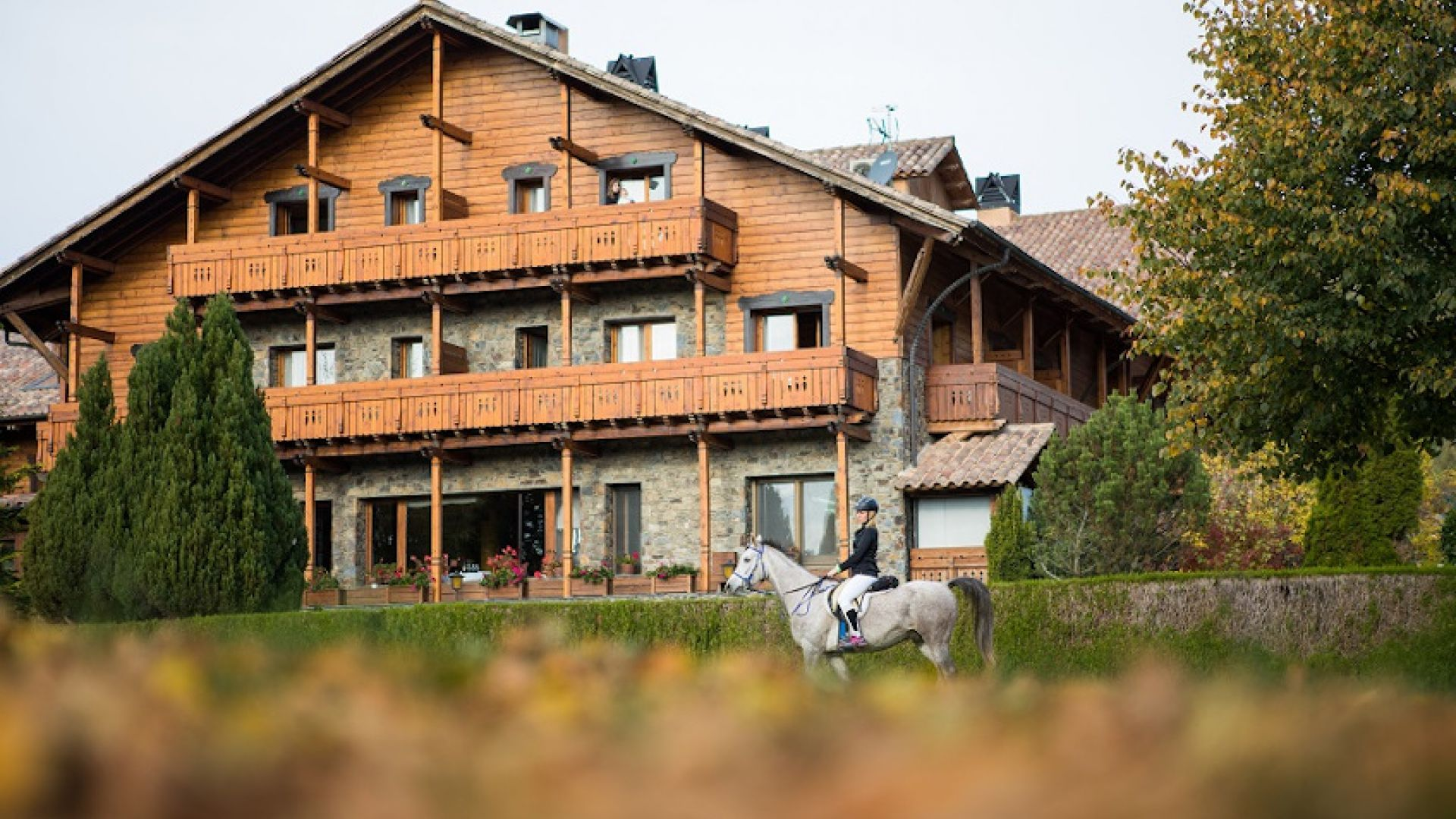 YOUR CHARMING MOUNTAIN HOTEL WITH SPA IN CAMPRODON0